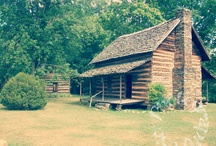 Old  Log Cabins / by Joe Cochran