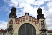 Prague Main Train Station / by My Life's A Trip