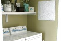Laundry Room / by Candy Reta