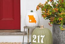 fall 365 / Ideas for Halloween, Thanksgiving & autumn in general. Crafts,  home decor and food ideas can be found here. Country kitsch need not apply. / by Kristina McLean