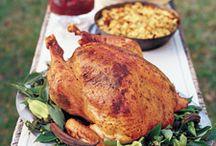 thanksgiving menu / by Cristin Pregent