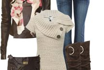 Cute Outfits / by Dawn Polise-Cleaves