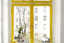 Pop of color / by Catherine Lazure-Guinard | Nordic Design