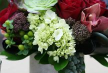 centerpieces table decor  / by Lora Losinger~ Sophisticated Floral Designs