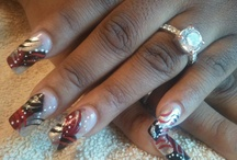 nails / by Gabby Vela