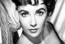 ~Elizabeth Taylor~... / by Charity Mackes