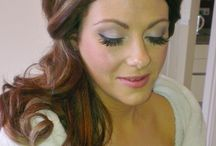 bridal hair / by Shawna Reibling