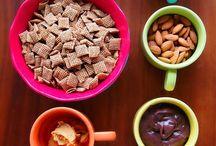 Snacks / by Angela Weimer