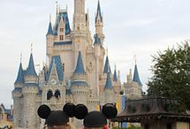 Disney! Where dreams come true :) / by Amy Rainey