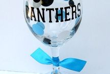 my panthers / by Ashley Jacobs