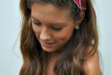 Hair! / Cute hairstyle ideas! / by Natalia Escamilla