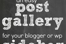Blog tips  / by Becky Fisher