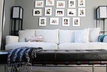 Living Room / by Pandora Li