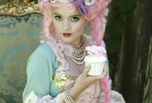 Let them eat cake / by Katt Katterax