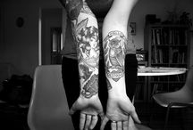 Tattoos / by Lory Brash