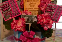 fundraiser/gift basket ideas / by Carrie M