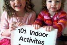 activities for kids / by Patricia Abbott