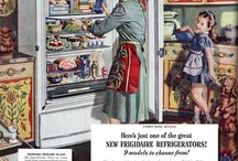 Vintage -Frigidaire / by CouponAnna