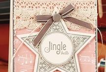 Cards, Christmas Stars / by Pamela Selinski