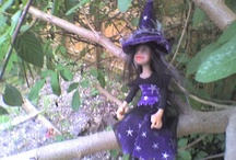 Fairies~Pixies~Gnomes~Mermaids & other Elementals / by Barbara Mitchell-Chatziarapoglou