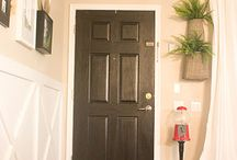 Black Doors / by Patti Palilla
