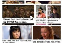Harry Potter Rachel / by Debby Munn