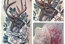Hunting Ink / by Deer & Deer Hunting
