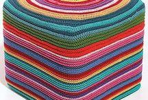 Crochet deco casa 2/crochet home 2 / by Gato Chirolio !