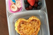 Cool Lunches / Allergy free lunch ideas. / by Emily Finck