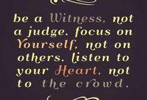 New Year 2014 words of wisdom / by Jennifer Powell Rotolante