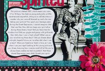Scrapbooking / by Lindy Nelson-Paryag