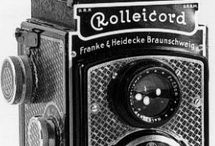 Vintage cameras / by Libby Theiben