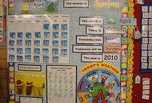 1st grade classroom. / by Amelia Essig