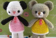 Amigurumi  / by Black Cow Nz