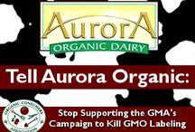 GMO's / by Zandra Peterson