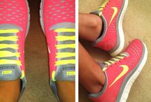 Workout Shoe Addiction / by Gettingfitwithamber