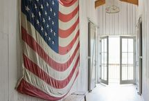 America, my red, white, and blue / Patriotism, Flags, Military / by Linda Masterson