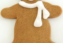 Holiday Baking / by Kim Varady
