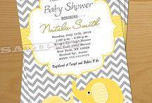 Baby shower (Muzdog) / by Kate Goldsby