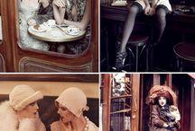 Paris Themed Photoshoot / by Savannah Bridges