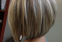 Cuts: Angled Bobs / by Virtue Salon