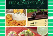 Party Ideas / by Irish Britson