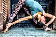 Yoga <3 / by Sheridan Wilson