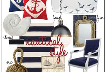 Ahoy! Let's Go Nautical / by Melanie Miller
