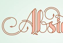 Lovely Lettering / by Missie McGovern