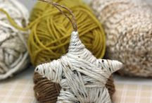 Christmas ornaments / by Brooke Gustafson