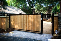 Driveway Gates / A collection of driveway gate styles. / by Fence Workshop™