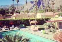 Vacation Planning - Palm Springs / by Meg Levins