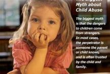 Child Abuse Awareness-Inform YOURSELF! / by Jeni Parde