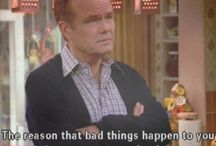 That 70's Show / Because sometimes you need a foot in your a$$ from Red Forman / by Rochelle Severing Miller